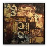 Abstract Collection Vol.3 - G32 - 40x40 inches