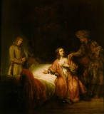 Joseph Accused by Potiphars Wife