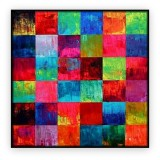 Abstract Collection Vol.3 - G52 - 40x40 inches