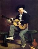 The Spanish Singer (Guitarrero)