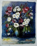 Floral Oil Painting 005
