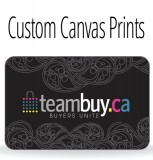 Teambuy Sept 12 - Custom Canvas Print 36 x 48