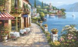 Mediterranean Scene 020