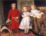 Portrait of Three Children