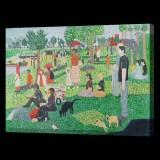 Masterpiece Canvas Print 124