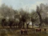Women in a Field of Willows