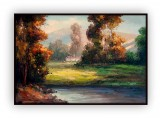 Canadian Landscapes 071: 36x48inches