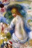 Nude Torso in the Sunlight (Torso of Anna)