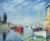 Yachts at Argenteuil