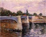 The Seine with the Pont de la Grande Jatte