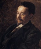 Portrait of Henry Ossawa Tanner