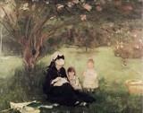 Lilacs at Maurecourt