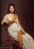 Portrait of Henriette de Verninac