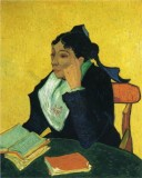 L'Arlesienne, Portrait of Madame Ginoux