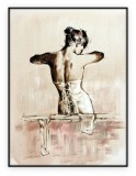 Fashion Collection 015G: 30x40 inches