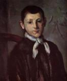 Portrait of Louis Guillaume
