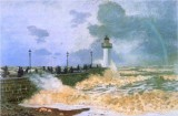 The Jetty at Le Havre