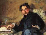 Portrait of Stephane Mallarme