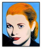 Pop Art Collection 011G: 30x30 inches