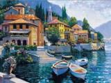 Mediterranean Scene 048