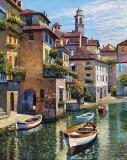 Mediterranean Scene 022