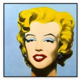 Pop Art Collection 014: 30x30 inches