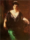 Portrait of Mrs. William Merritt Chase