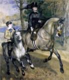 Ride in the Bois de Boulogne (Madame Henriette Darras)