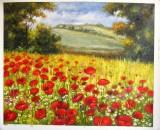 Garden Oil Painting 040