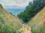 The Path at La Cavee, Pourville