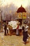 Paris Streetscape 088