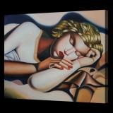 Masterpiece Canvas Print 132