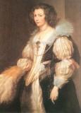 Portrait of Maria Luigia De Tassis