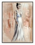 Fashion Collection 017G: 30x40 inches