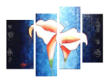 Premium Multipanel Oil Painting 130