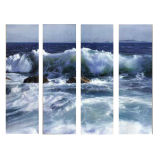 Buytopia-Reduced Multipanel Oil Painting 166