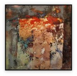 Abstract Collection Vol.3 - G33 - 40x40 inches