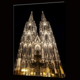 Cologne from Below