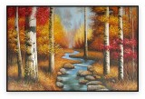 Canadian Landscapes 039G: 36x48inches