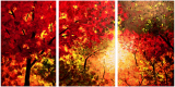 Premium Multipanel Oil Painting 539