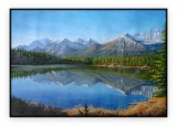 Canadian Landscapes 003G: 36x48inches