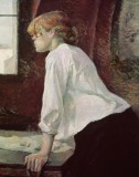 La Blanchisseuse (The Laundress)