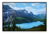 Canadian Landscapes 004G: 36x48inches
