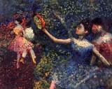 Dancer and Tambourine