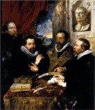 The Four Philosophers (Justus Lipsius and his Pupils)