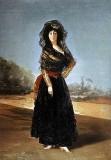 Portrait of the Duchess of Alba
