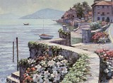 Mediterranean Scene 025