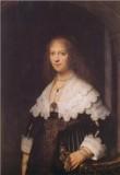 Portrait of Maria Trip