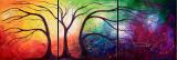 Premium Multipanel Oil Painting 195