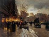 Paris Streetscape 019